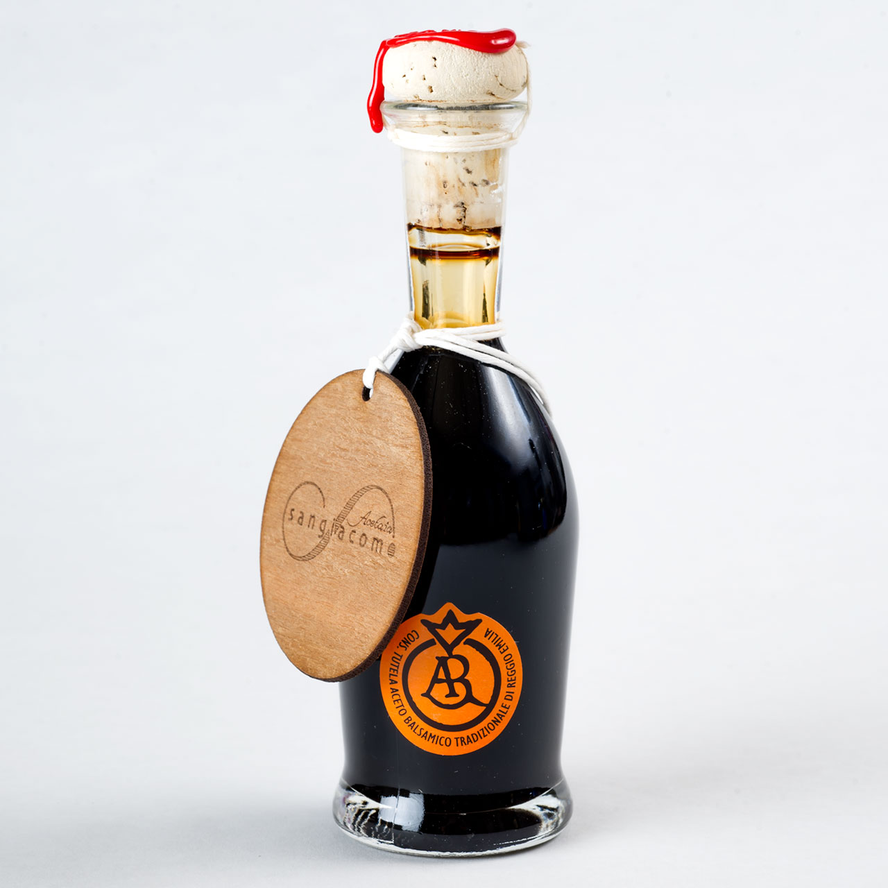 San Giacomo Balsamico Traditionale 12-yr Red Seal - in Gourmet