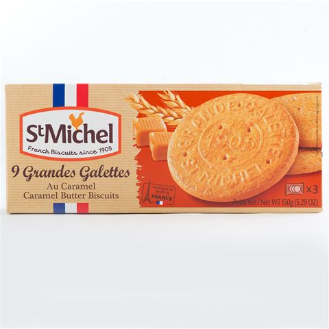 St Michel Butter Biscuits (Galettes)