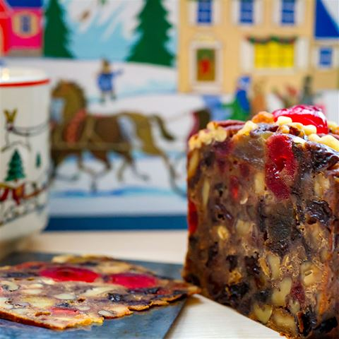 Trappist Abby Fruitcake - 3 pound cake - Oregon