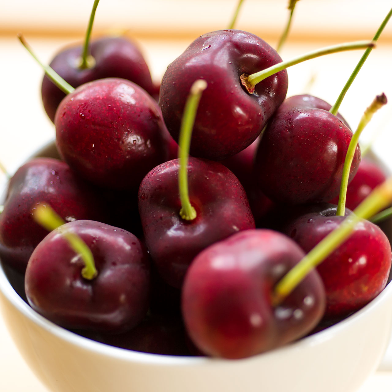 Season of Sweet Red Cherries - 15 pounds total