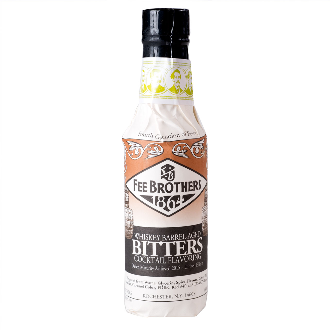Fee Brothers - Whiskey Barrel Aged Bitters