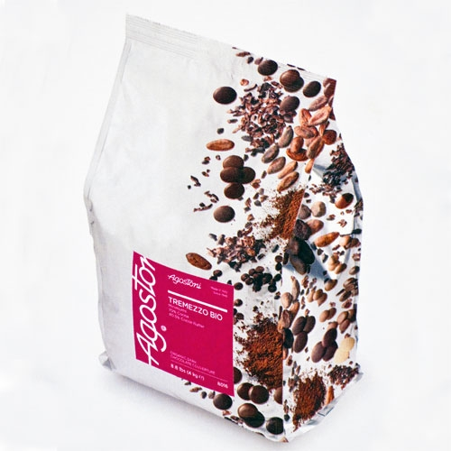 Agostoni Gianduia Chips - 4 kilos