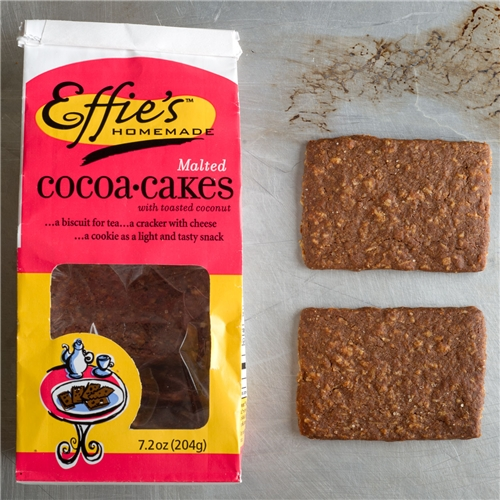 Effies Cocoa Cakes