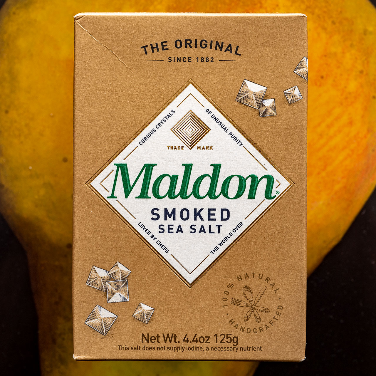 Maldon Smoked Sea Salt - Flake