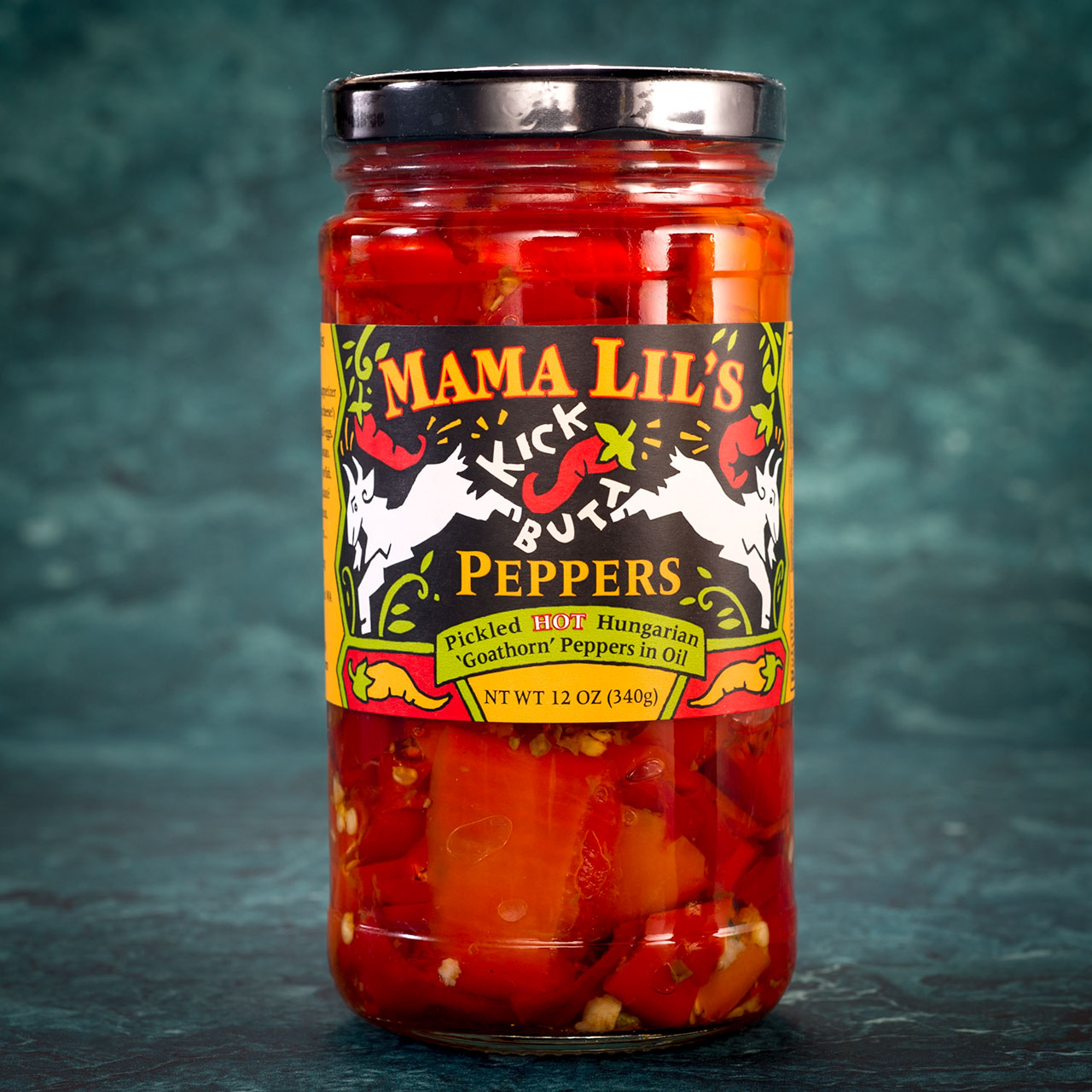 Mama Lils Kick Butt Peppers
