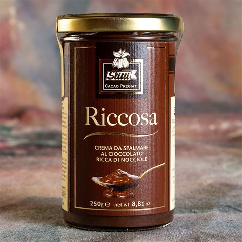 Slitti Riccosa - Milk Chocolate Spread