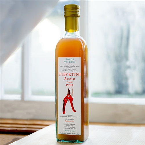 Tiburtini White Wine Vinegar